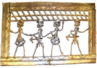 Dhokra – The art of lost wax casting